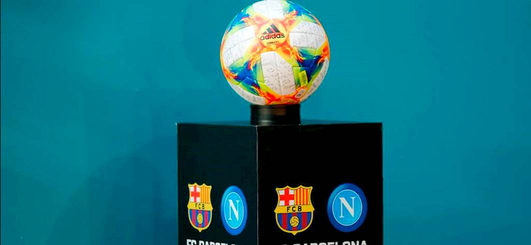 Barcellona-Napoli (getty images)