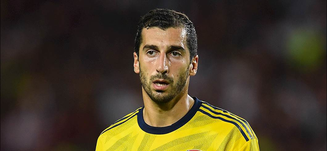 Mkhitaryan (Getty Images)