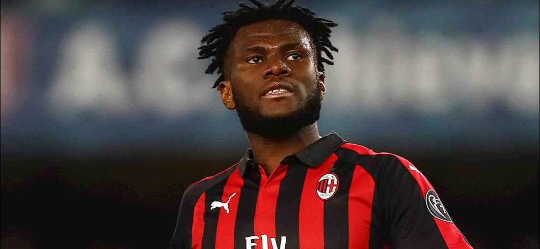 Kessie, chiusura col botto (getty)
