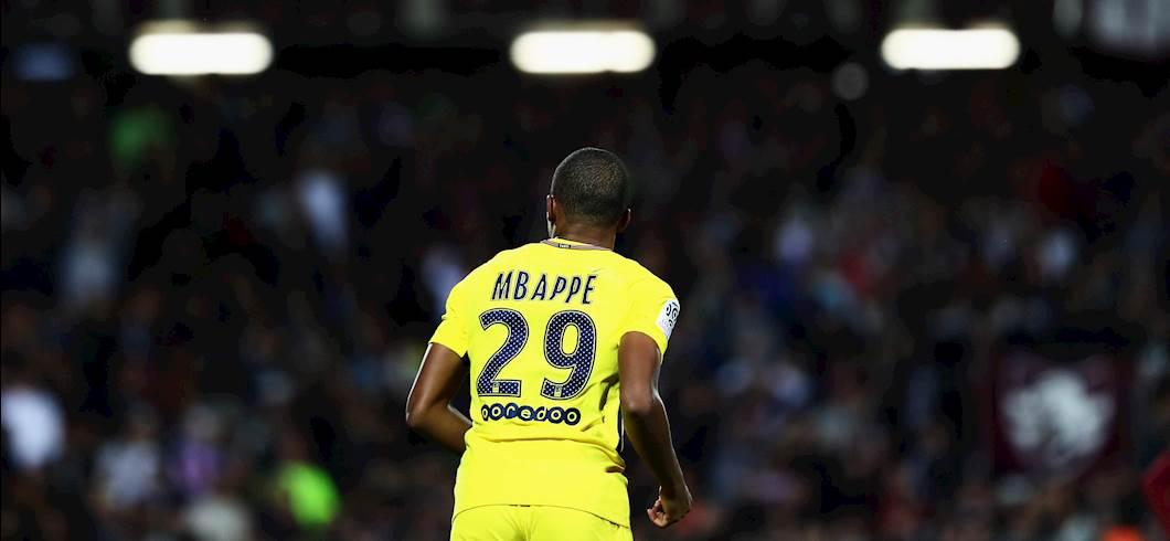 Mbappè (Getty Images)
