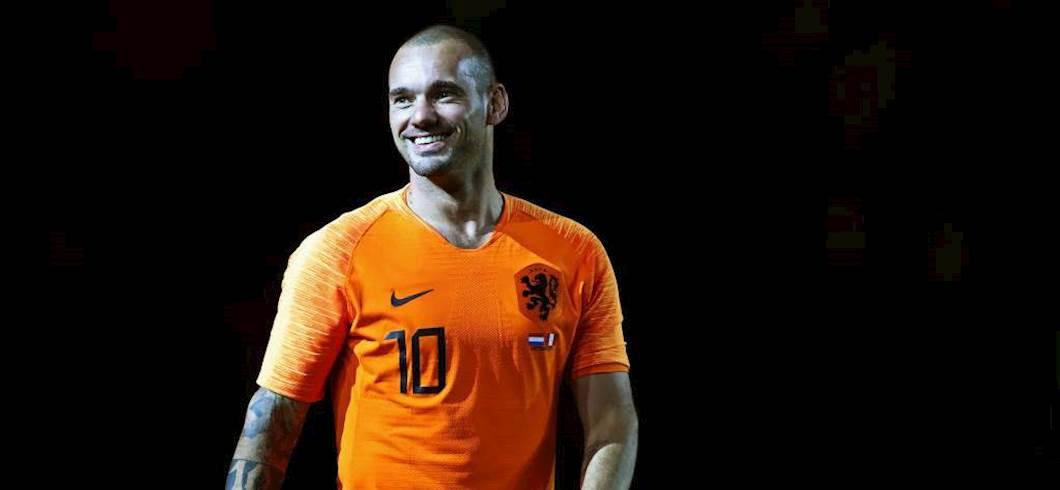 """Inter, Sneijder: """"Sarei potuto essere come CR7 e Messi, ma non volevo"""" (Getty Images)"""