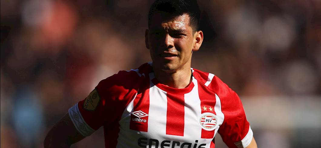 Hirving Lozano (Getty)