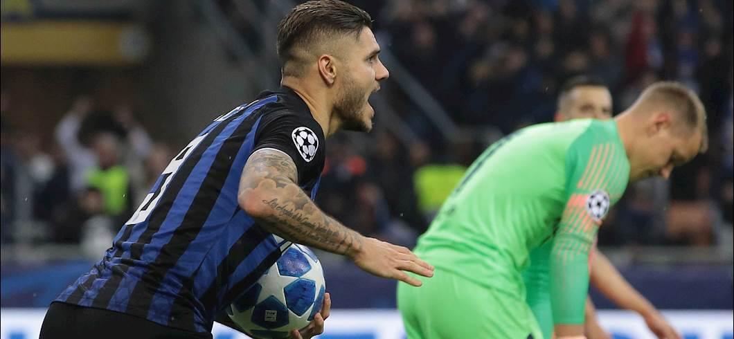 Icardi al terzo gol in 4 partite (Getty Images)