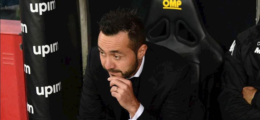 """Sassuolo, De Zerbi: """"Rientra Caputo. Kyriakopoulos gioca"""" (Getty Images)"""