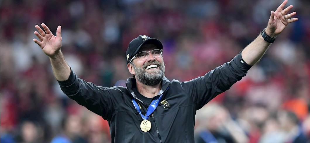 Jurgen Klopp (Getty)
