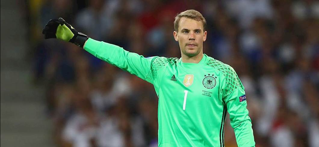 Neuer (Getty Images)