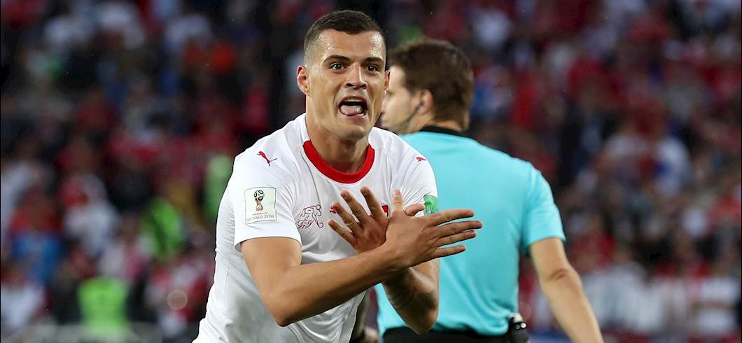 Xhaka (Getty Images)