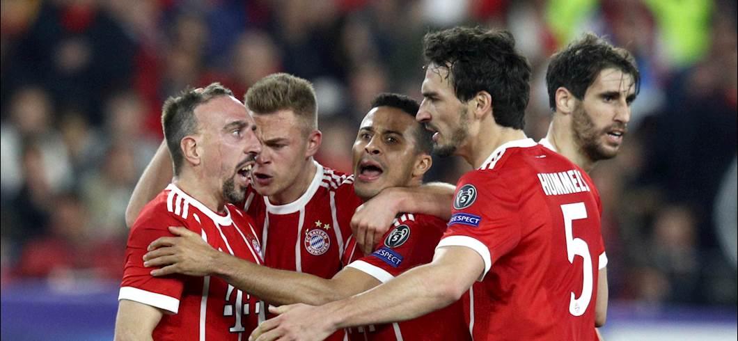 Bayern Monaco (getty)