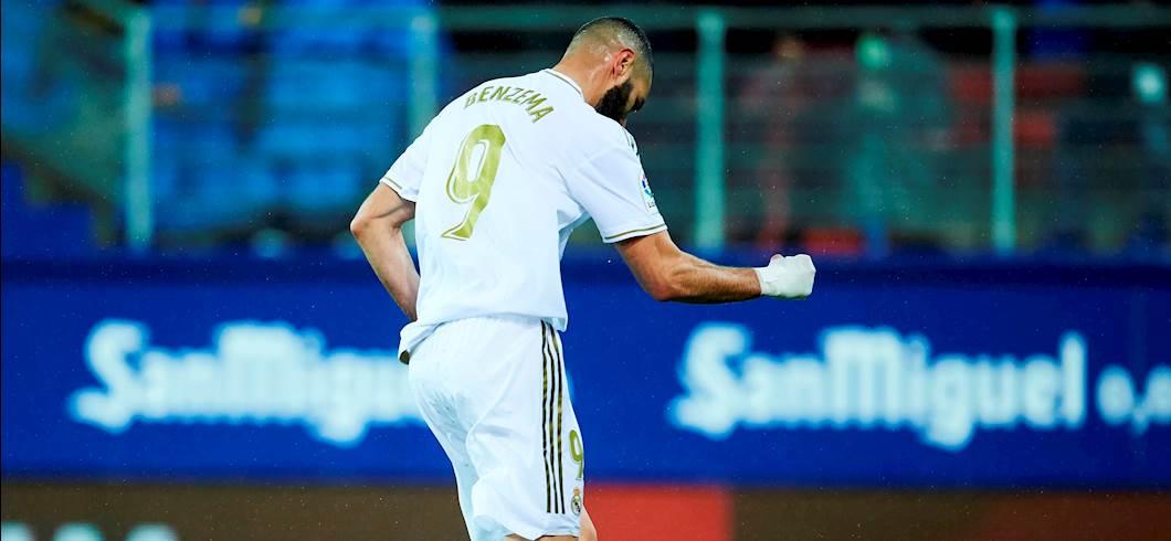 Karim Benzema (Getty)