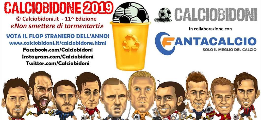 Undicesima edizione Calciobidoni
