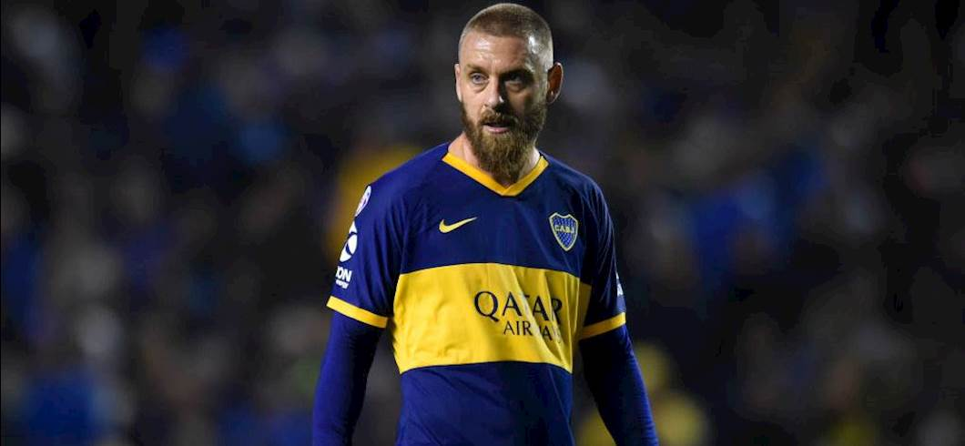 De Rossi (Getty Images)