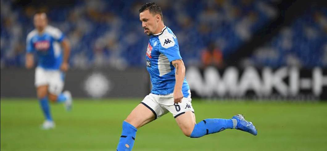 Napoli, report allenamento (getty images)
