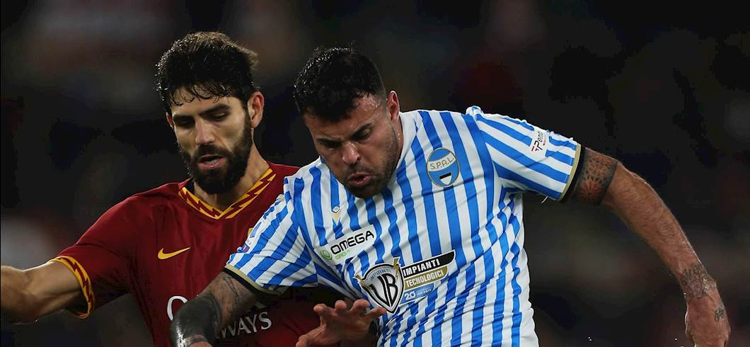 Roma-Spal (Getty Images)