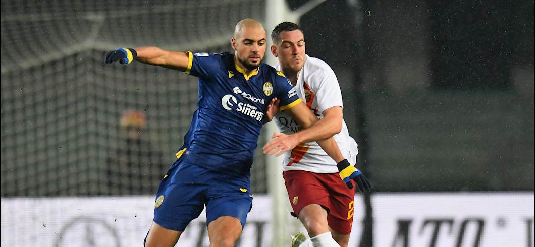 Verona-Roma (Getty Images)