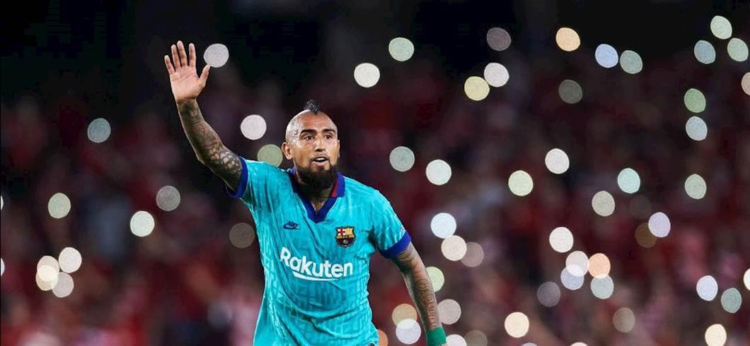 Vidal (Getty)