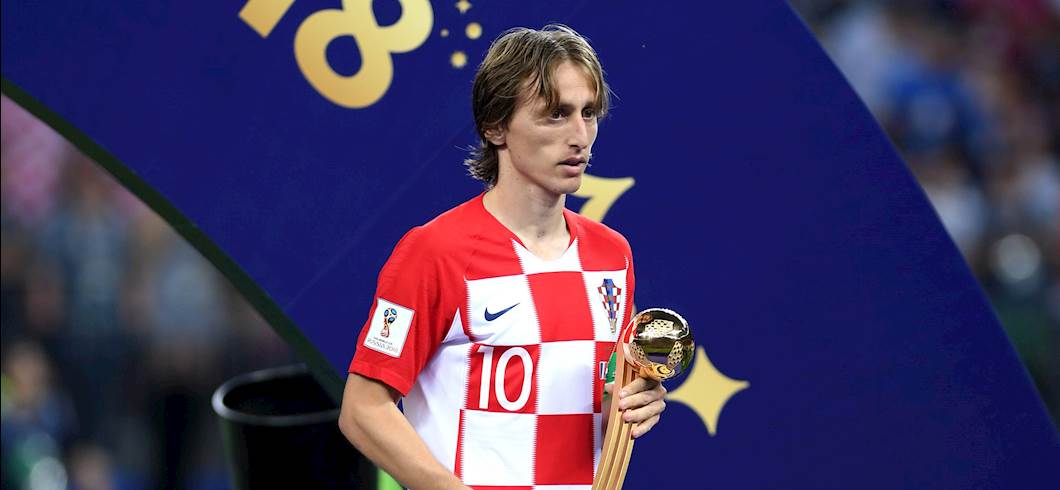 Modric (Getty Images)