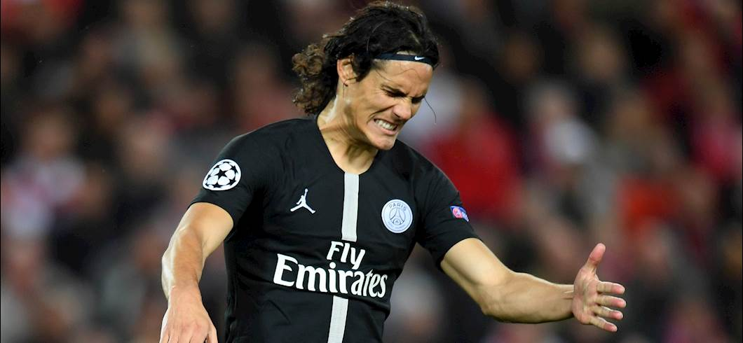 Cavani (Getty Images)