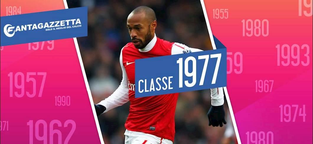 Thierry Henry con la maglia dell\'Arsenal