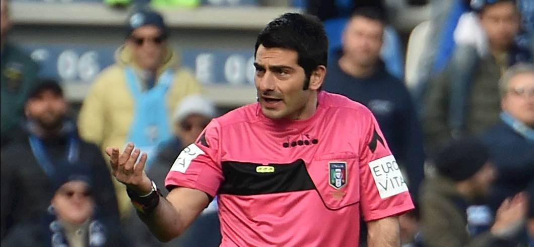 Arbitro Maresca (Getty Images)