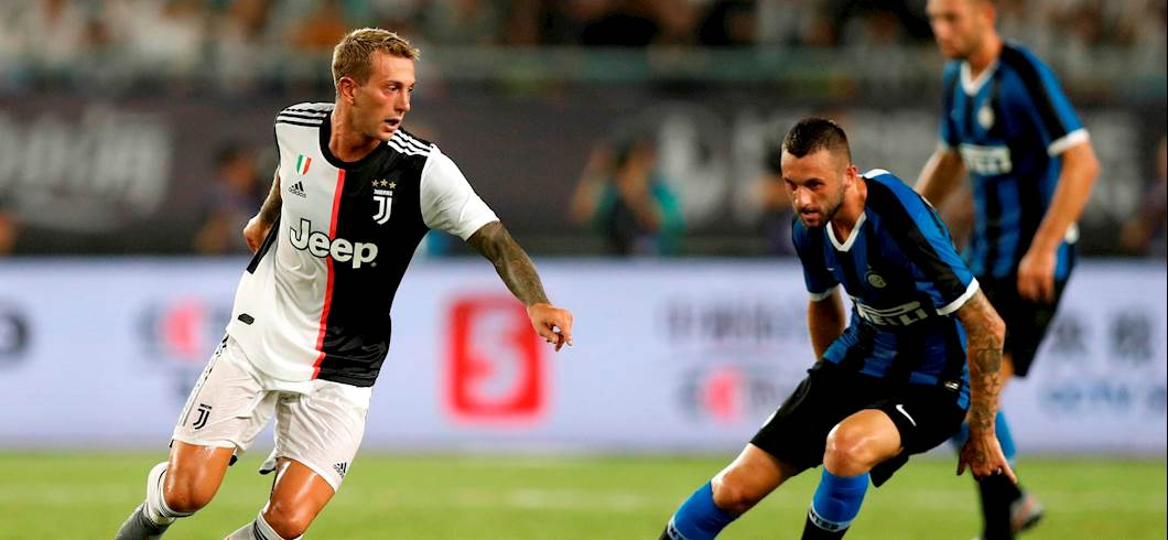 Juventus-Inter (Getty Images)