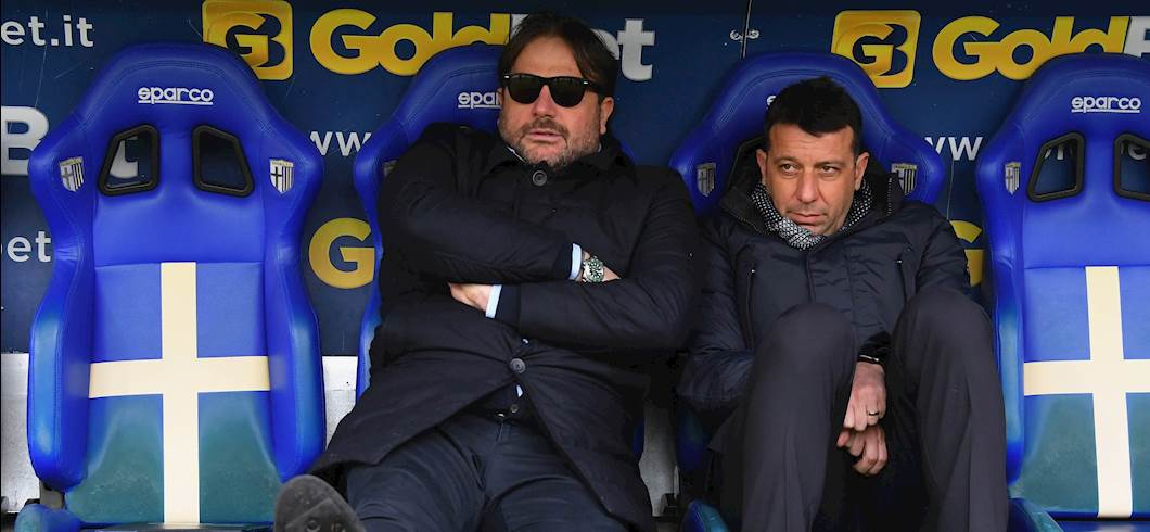Daniele Faggiano e Roberto D\'Aversa (getty)