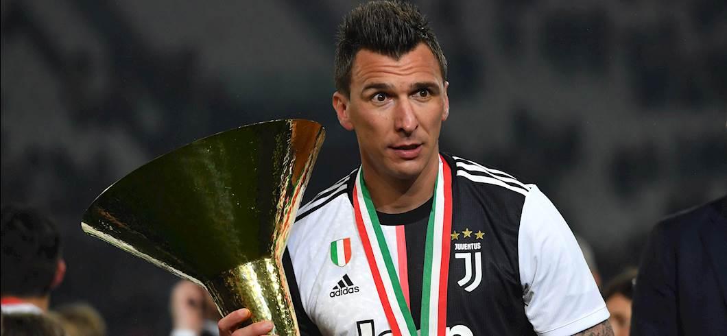 Calciomercato Juventus: Mandzukic h chiesto di andare via già a dicembre (Getty Images)