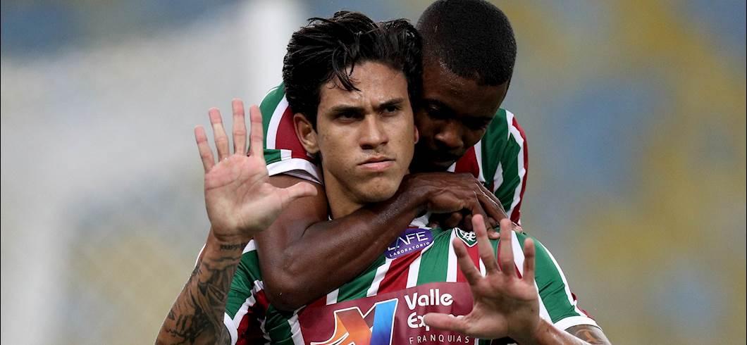 Pedro Guilherme, con la maglia della Fiorentina non c\'era (getty)