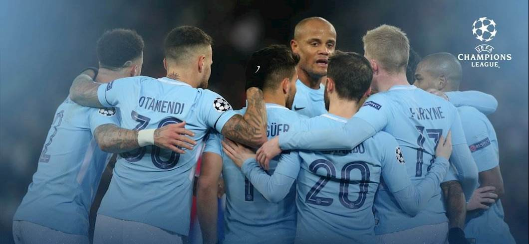 Manchester City (https://twitter.com/ManCity/status/963524969186676736)