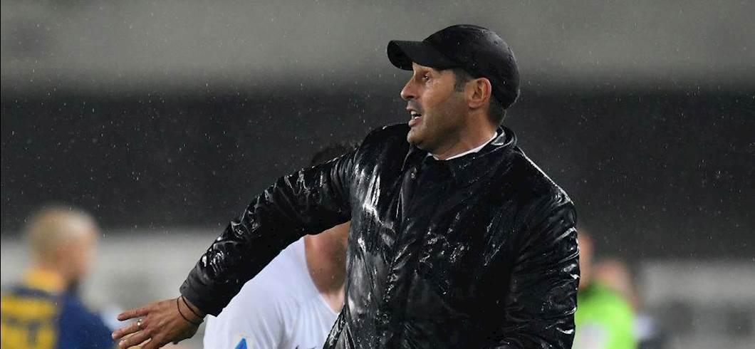 "Verona-Roma, Fonseca: ""Vittoria da grande squadra"" (Getty Images)"