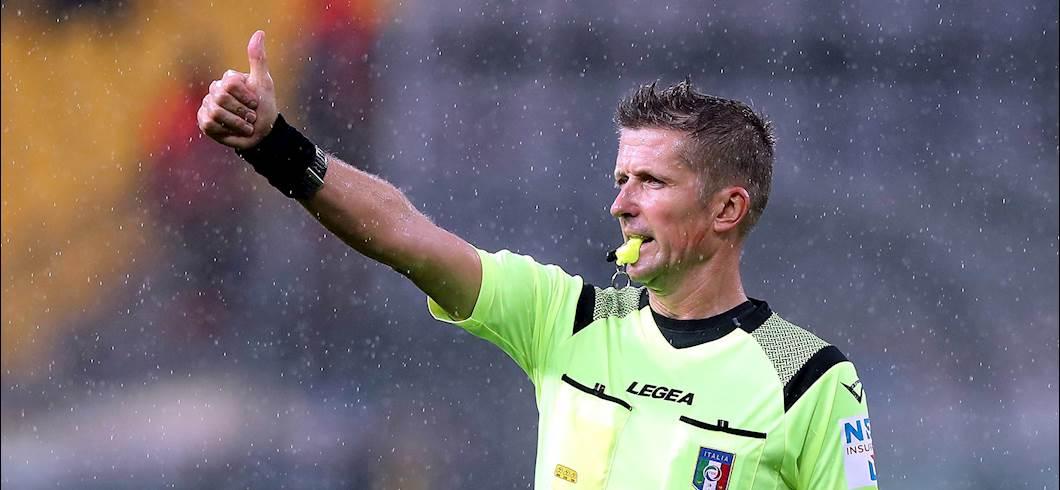 Arbitri 13ª giornata di Serie A: Orsato e Rocchi per i big match (Getty Images)