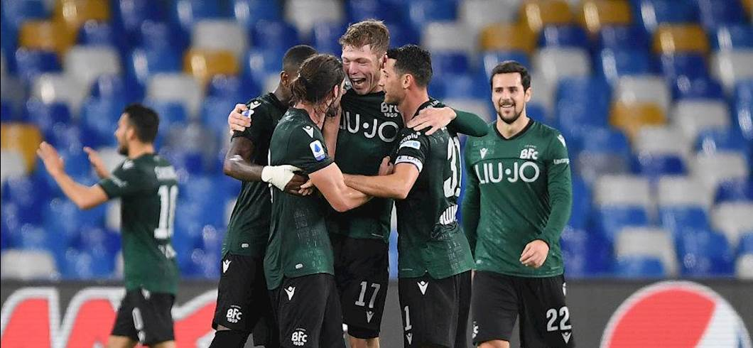 VIDEO - Napoli-Bologna 1-2: gol, bonus e highlights (getty)