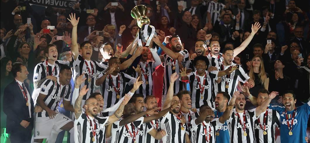 Juventus campione nel 2018 (getty)