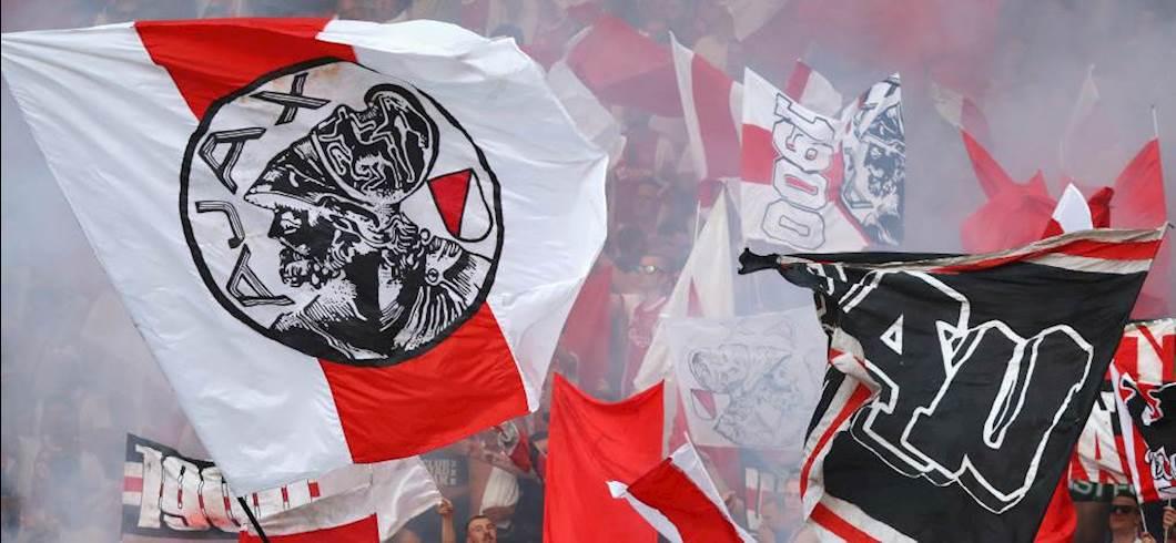 I tifosi dell'Ajax (Getty Images)