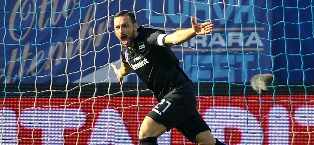 Fabio Quagliarella (Getty)
