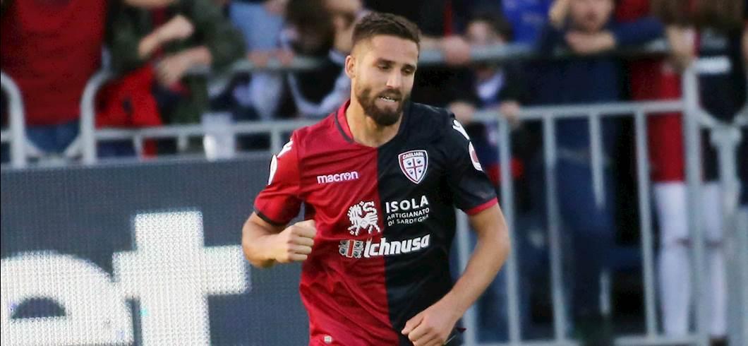 Cagliari, calvario Pavoletti: lesione al ginocchio già operato (Getty Images)