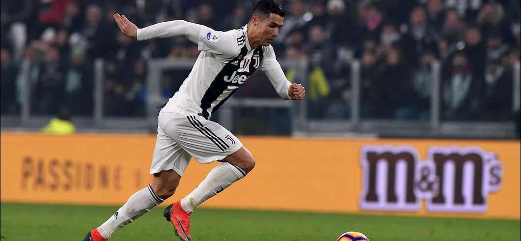 Cristiano Ronaldo (Getty)