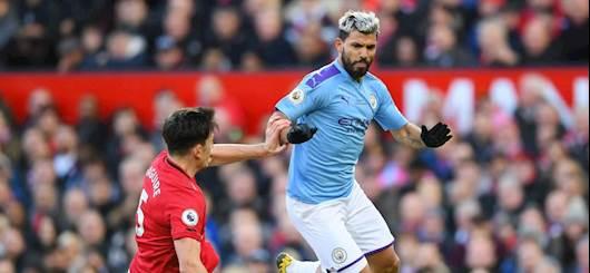 Euroleghe, tegola per il Manchester City: stagione finita per Aguero!
