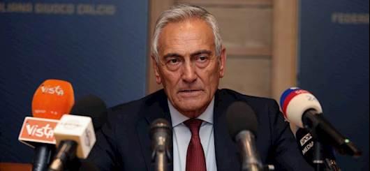 Il presidente della FIGC, Gravina (Getty Images)