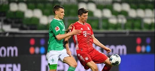 Bundesliga, il Bayern è campione! Decisivo il gol di Lewandowski (Getty Images)