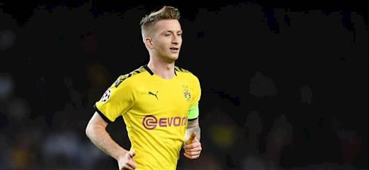 Bundesliga, tegola per il Borussia Dortmund: stagione finita per Reus? (Getty Images)