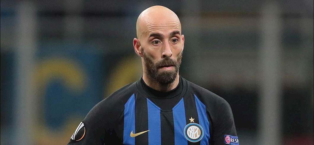 """Inter, Borja Valero: """"In Italia si è agito tardi contro il Covid. Spero di finire la stagione"""" (Getty Images)"""