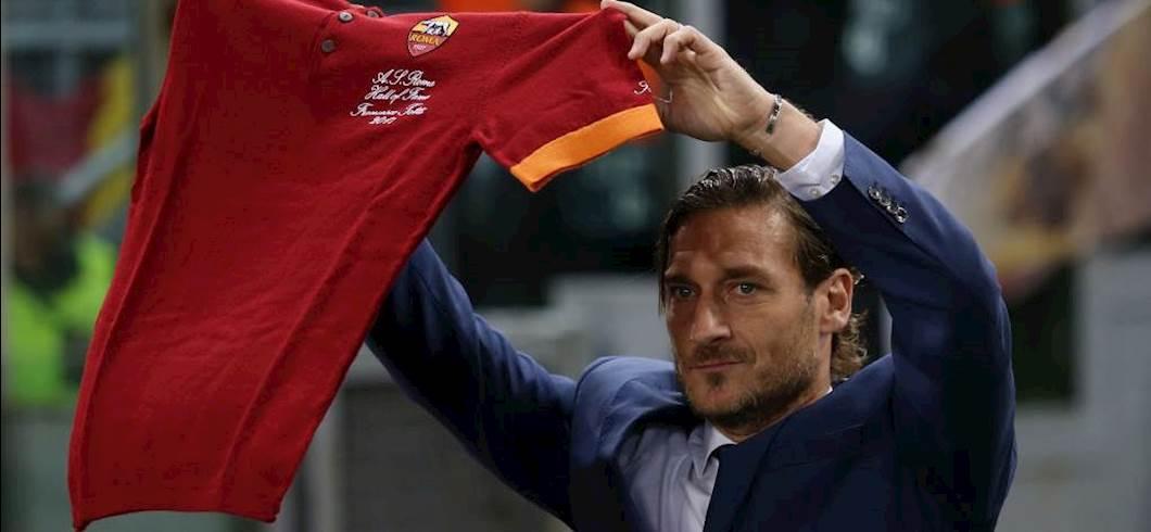 Totti (Getty Imaes)