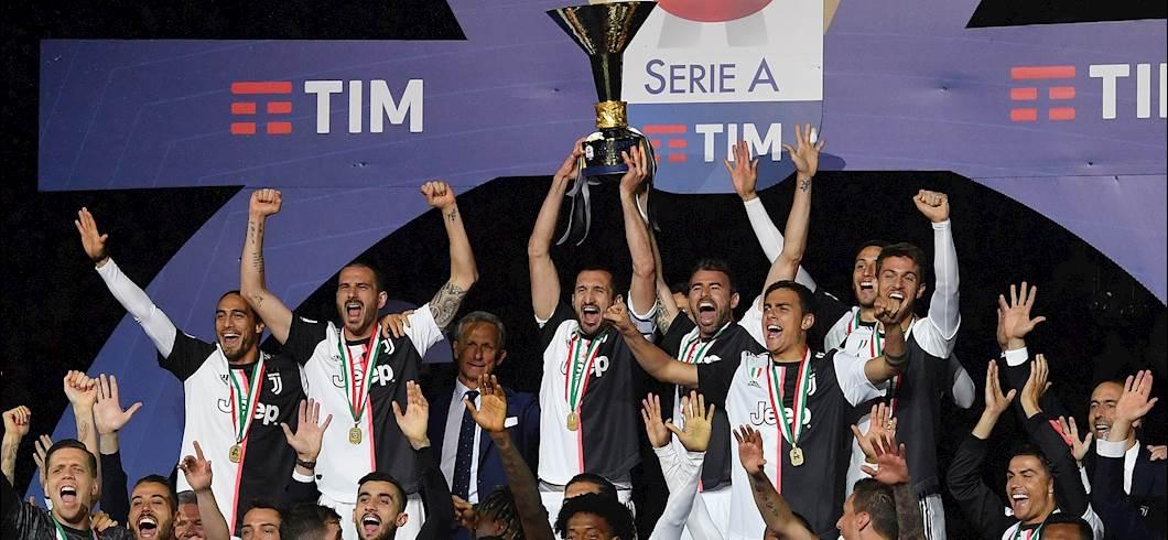 Juventus (Getty)