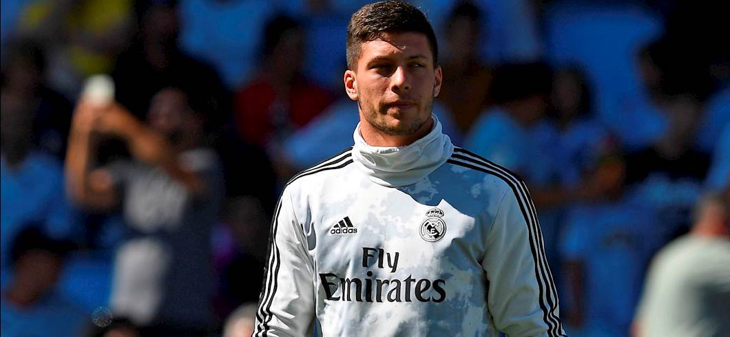 Il talento Jovic (Getty Images)