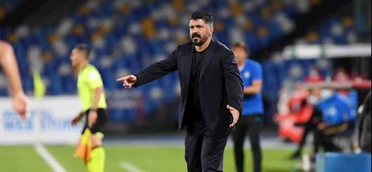 """Gattuso: """"Lozano ha una velocità impressionante, contento per Callejon"""" (Getty Images)"""