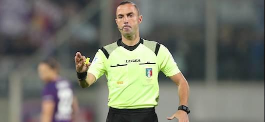 Guida arbitrerà Juve-Inter (getty)