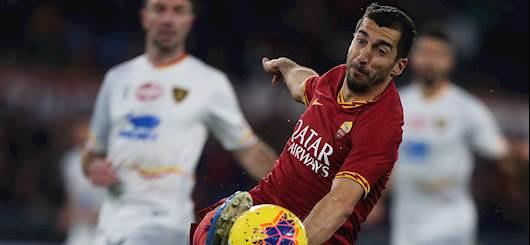 """Calciomercato Roma, Fonseca: """"Vorrei che Smalling e Mkhitaryan restassero"""" (Getty Images)"""