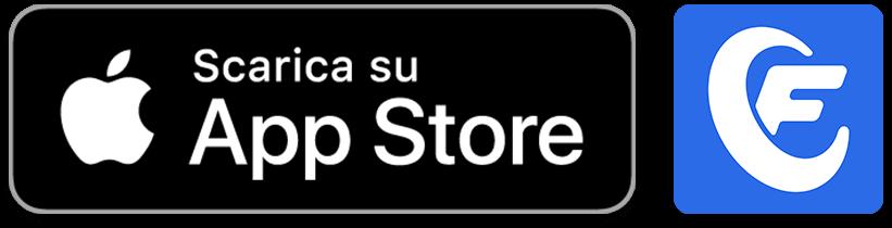 Scarica la nuova app da Apple Store
