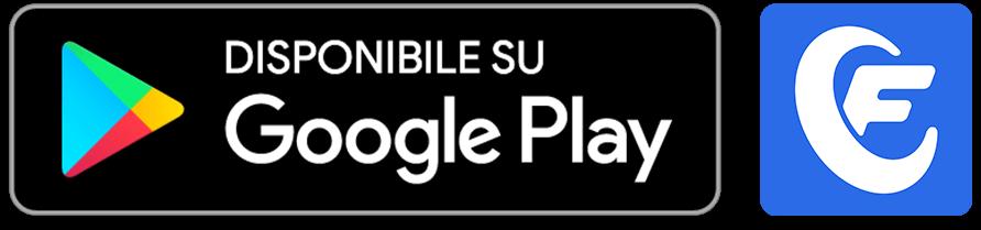 Scarica la nuova app da Google Play