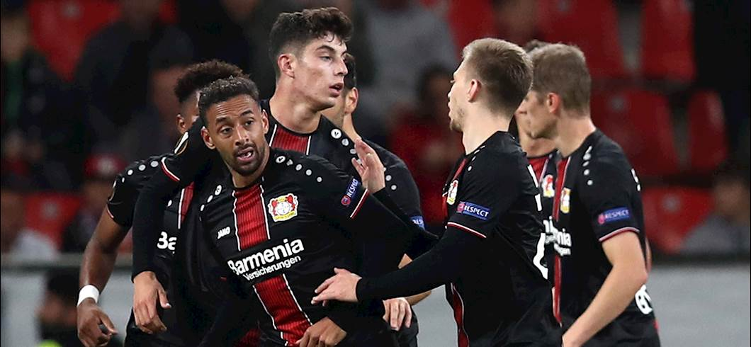 Bayer Leverkusen (Getty Images)